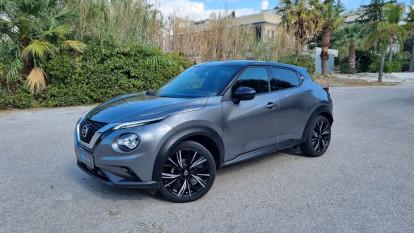 2020 Nissan Juke - front-left exterior