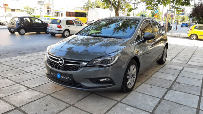 2019 Opel Astra - front-left