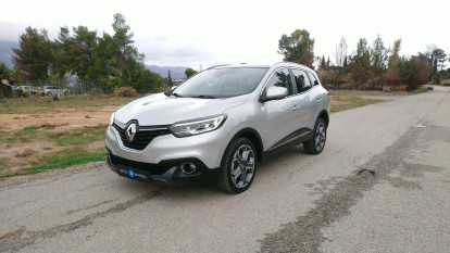 2015 Renault Kadjar - front-left