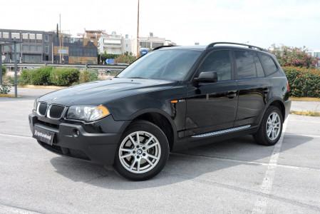 2006 Bmw X3 - front-left exterior