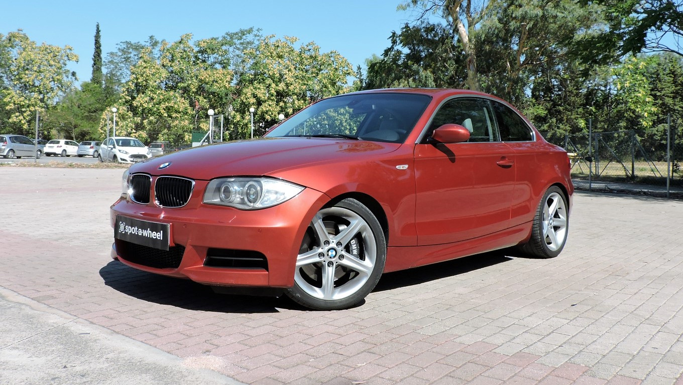 Bmw 135 i  Coupe του  2007