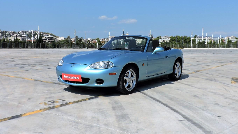 Mazda MX-5 II (NB) του  2001