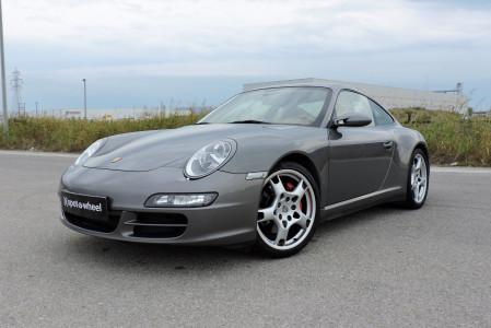 2007 Porsche 911 - front-left exterior