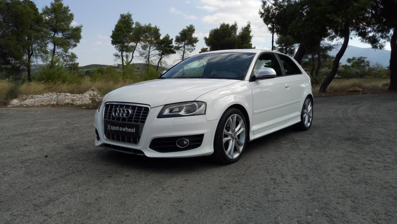 Audi S3  του 2008